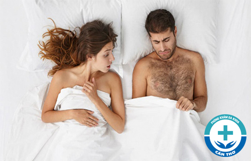 Dấu hiệu của bệnh liệt dương mà nam giới cần phải biết