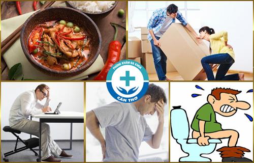 Dấu hiệu bệnh trĩ và cách chữa hiệu quả