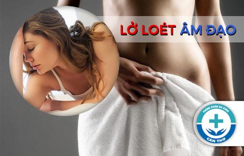 Lở loét âm đạo ở nữ giới - Nguyên nhân và cách chữa trị hiệu quả