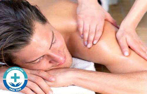 Massage có bị bệnh xã hội không?