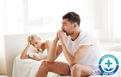 Yếu sinh lý ở nam giới: nguyên nhân, dấu hiệu và cách chữa